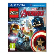 Lego Marvel Avengers PS Vita Game
