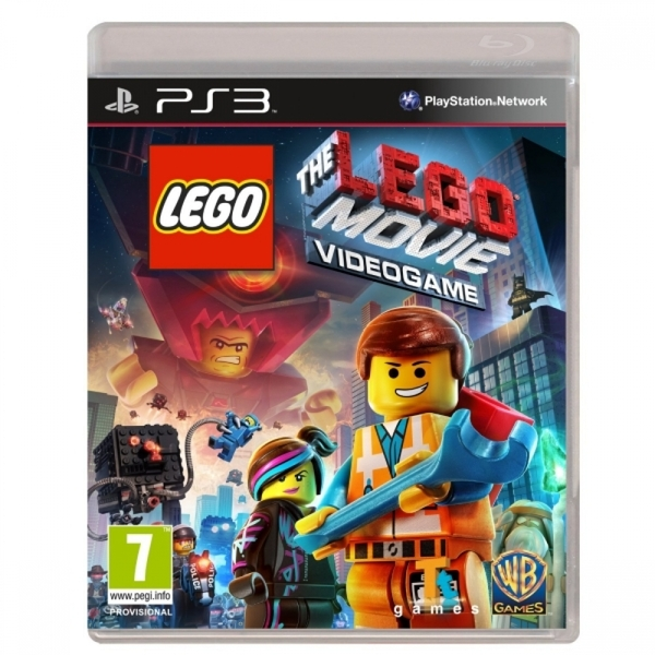 (Pre-Owned) The LEGO Movie The Videogame Game PS3