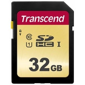 Transcend 32GB SDHC Class 10 UHS-I U1 Flash Card
