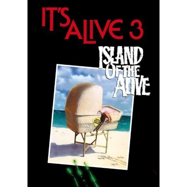 It's Alive 3: Island of the Alive DVD