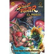 Street Fighter Classic: New Challengers: Volume 2