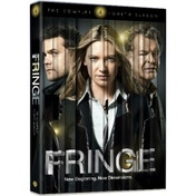 Fringe Series 4 DVD