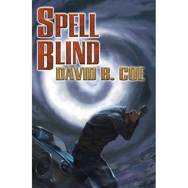 Spell Blind Case Files of Justis Fearsson #1