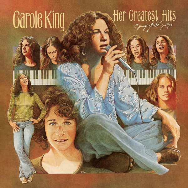 Carole King - Her Greatest Hits (Songs Of Long Ago) Vinyl