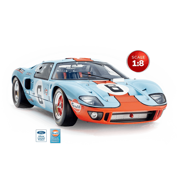 1:24 Premium Ford GT Heritage Radio Controlled Toy