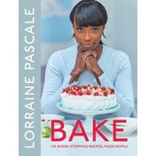 Bake: 125 Show-Stopping Recipes, Made Simple by Lorraine Pascale (Hardback, 2017)