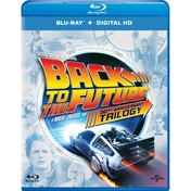 Back to The Future Trilogy 30th Anniversary Blu-ray