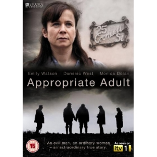 Appropriate Adult DVD