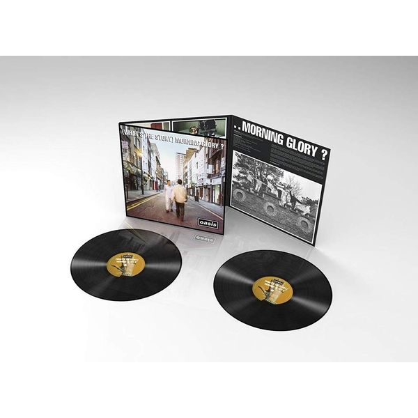 Oasis - (Whats The Story) Morning Glory? Remastered Vinyl