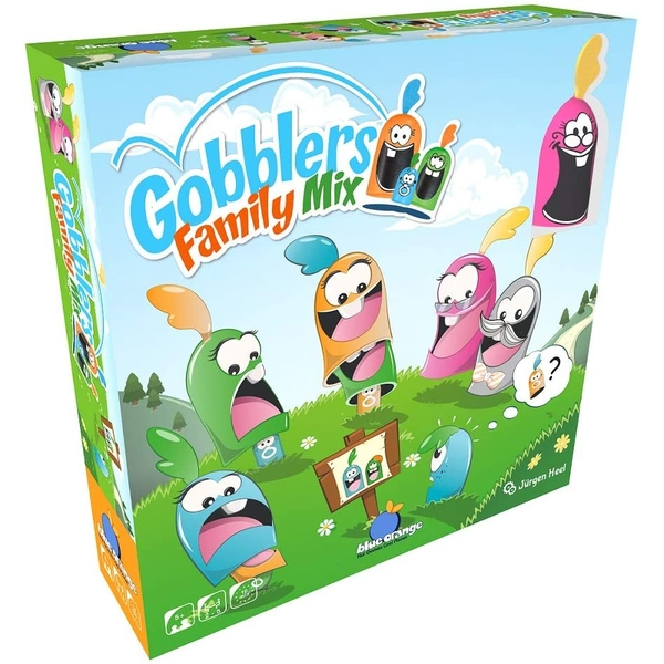 Gobblers Family Mix Game