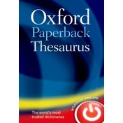 Oxford Paperback Thesaurus by Oxford Dictionaries (Paperback, 2012)