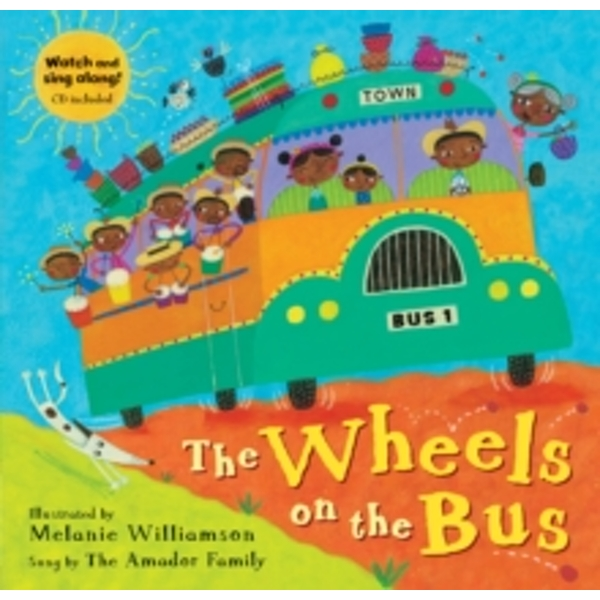 The Wheels on the Bus by Barefoot Books Ltd (Mixed media product, 2014)