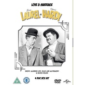 Laurel & Hardy: Love & Marriage DVD