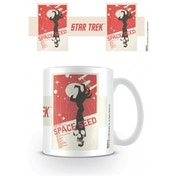 Star Trek (space Seed - Ortiz) Mug