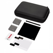 8 in 1 Basic Accessory Kit for Nintendo New 3DS XL (Black)