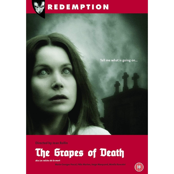The Grapes of Death DVD