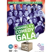 Channel 4's Comedy Gala 2012 DVD