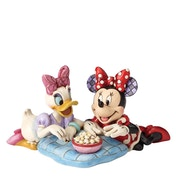 Girls Night (Daisy Duck & Minnie Mouse) Disney Traditions Figurine