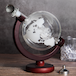 Globe Decanter with Wooden Stand | M&W - Image 6