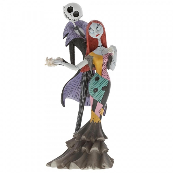 Jack and Sally (Nightmare Before Christmas) Figurine