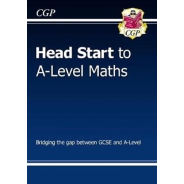 New Head Start to A-Level Maths