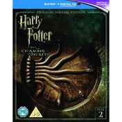 Harry Potter and the Chamber of Secrets (2016 Edition) Blu-ray