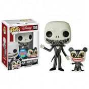 Ex-Display Jack and Vampire Teddy (The Nightmare Before Christmas) NYCC Funko Pop! Vinyl Figure Used - Like New