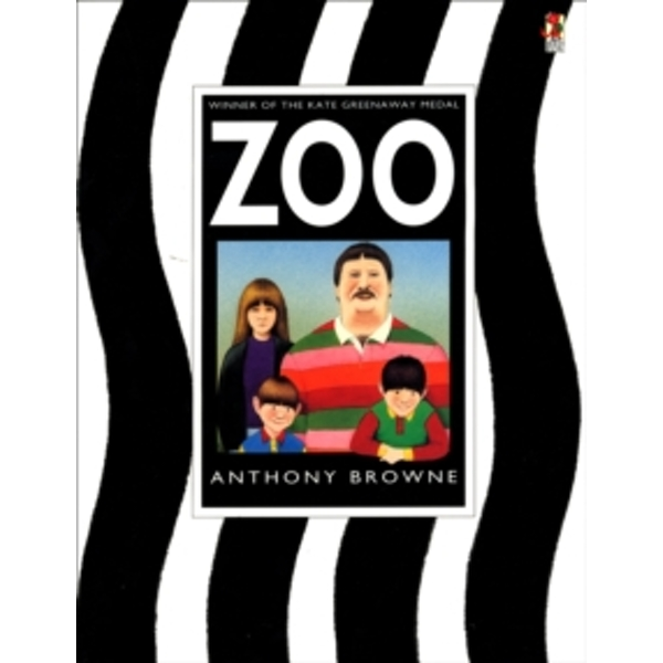 Zoo by Anthony Browne (Paperback, 1994)