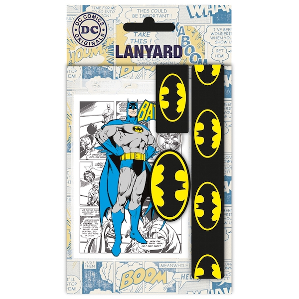 DC Comics Batman Lanyard