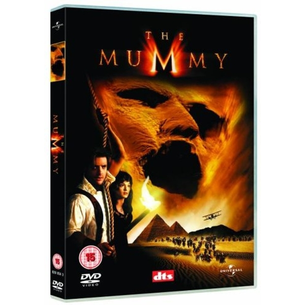The Mummy (1999) DVD