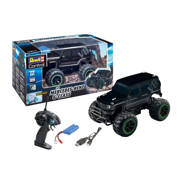 Mercedes G-Class RC 1:18 Scale Revell Control Car