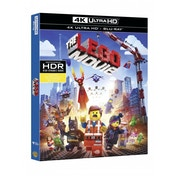 The Lego Movie 4K UHD Blu-ray