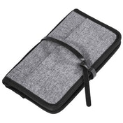 Hama Organiser for Travel Documents, black/grey