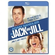 Jack and Jill Blu-ray + UV Copy