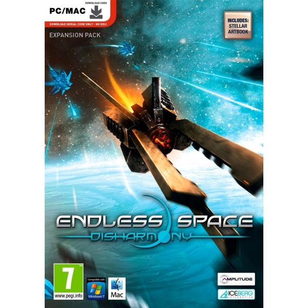Endless Space Disharmony Expansion PC