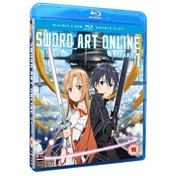 Sword Art Online Part 1 Episodes 1-7 Blu-ray