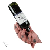 Pig Guzzlers Wine Bottle Holder