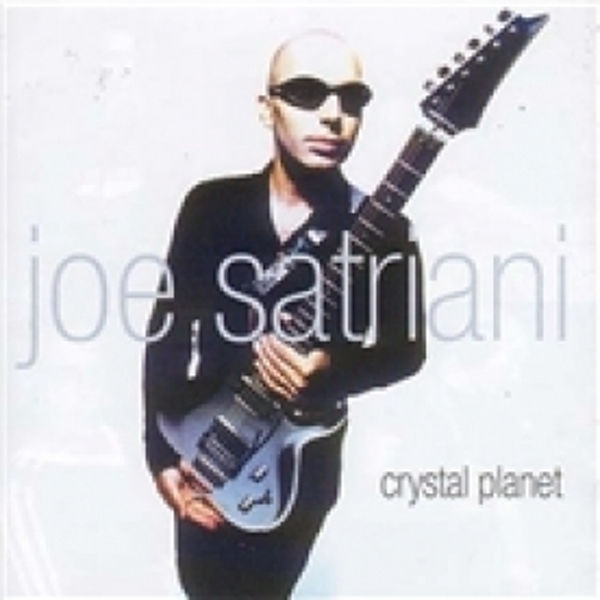 Joe Satriani Crystal Planet CD