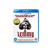 Lemmy Blu-ray