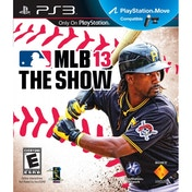 MLB 13 The Show Game PS3