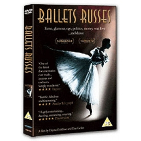 Ballets Russes Rental DVD