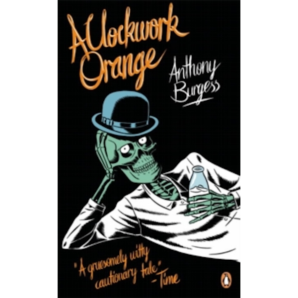 an overview of the humanity and the future in a clockwork orange by anthony burgess Anthony burgess was born 100 years ago today in this tribute from 2014, trainspotting author irvine welsh explains why burgess's a clockwork orange is a classic few writers, whatever the claims.