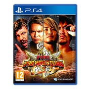 Fire Pro Wrestling World PS4 Game
