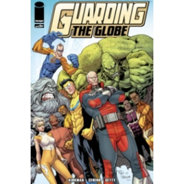 Guarding the Globe Volume 1 TP