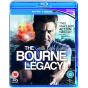 The Bourne Legacy Blu-ray