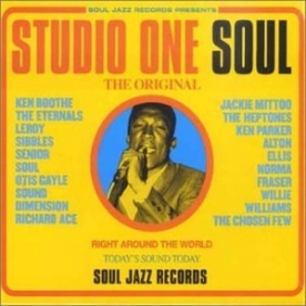 Various Artists - Studio One Soul CD