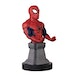 Marvel Comic style Spiderman Cable Guy on Plinth - Image 2