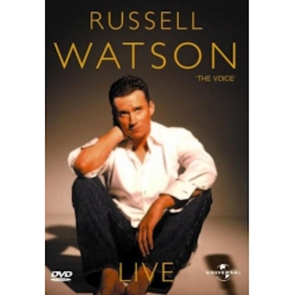 Russell Watson : The Voice DVD