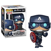 Captain America Stark Tech Suit (Marvel Avengers Gameverse) Funko Pop! Vinyl Figure #627