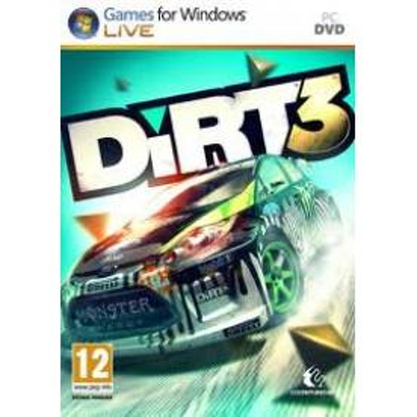 Dirt 3 Game PC